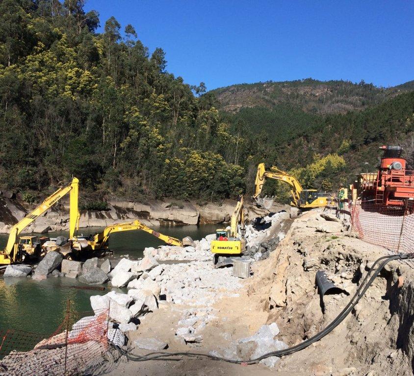 Excavation Hydraulique